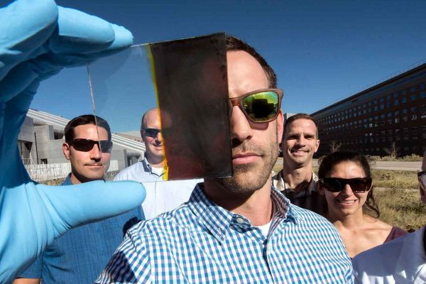 Solar Windows Breakthrough